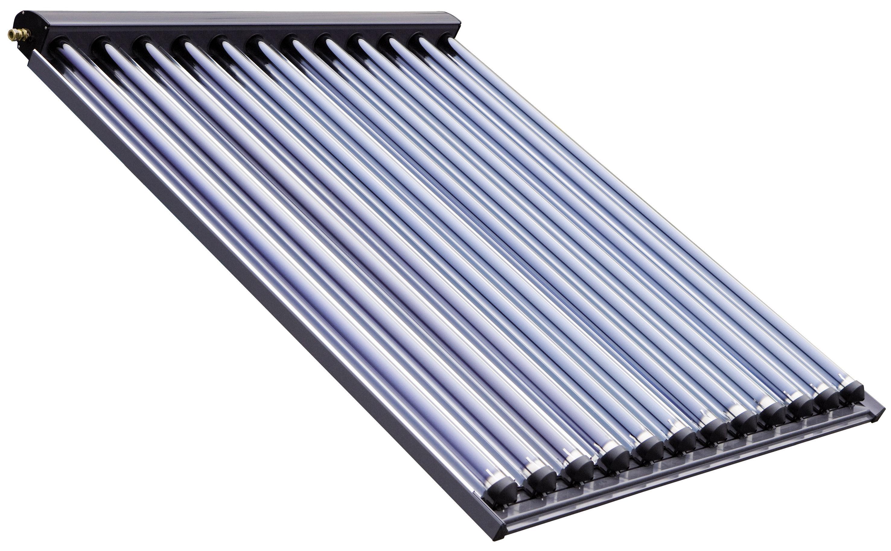 collettori solari per il riscaldamento termo sanitario
