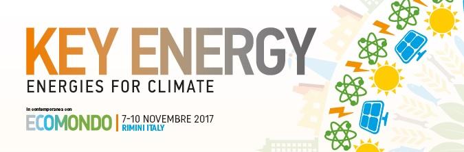 Risultati immagini per key energy 2017