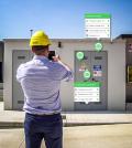 Schneider Electric cabina digitale realtà aumentata