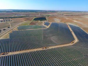 BayWa.r.e. parco solare Tordesillas Commerz Real Klimavest