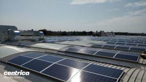 Trendcolor fotovoltaico Centrica Business Solutions