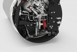 Westport Fuel System motori idrogeno