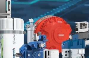 bosch rexroth connected hydraulics