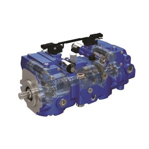 Eaton X3 pompe