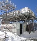 Icos Ri Plateau Rosa studio gas serra