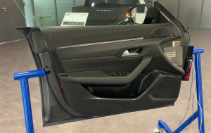 Segula Technologies auto inchiostro conduttivo
