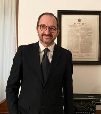Filippo Moreschi open data agroalimentare